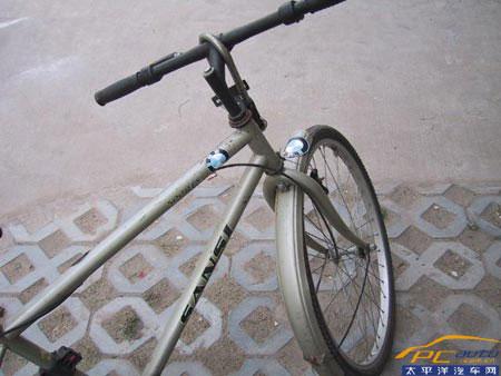 品牌自行车