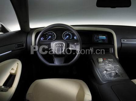 未来汽车发展方向 奥迪 Nuvolari quattro高清图片