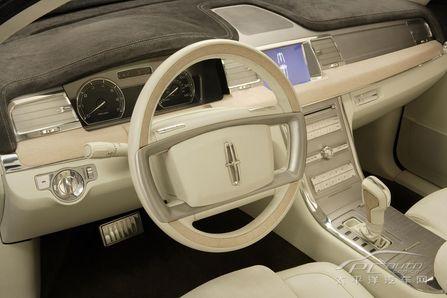 林肯汽車的未來設計方向和即將推出的新旗艦轎車都可以從此次北美高清圖片