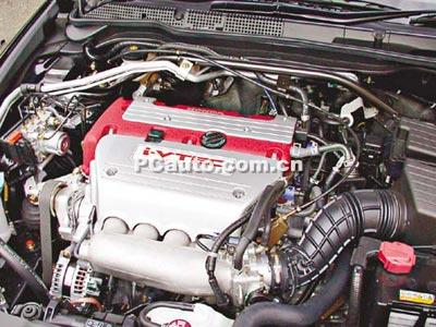 Accordeuror on Honda Civic Engine Bay