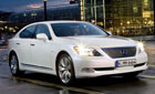 雷克萨斯顶级产品LS600H公布售价