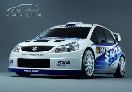 Suzuki Concept World Rally Car01s Thumb