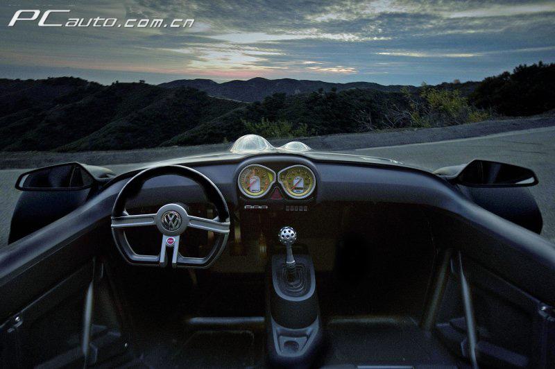 红旗.大众 设计的未来概念车