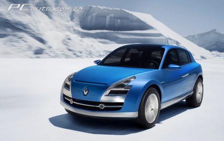 雷诺 Renault Egeus 图片 大图 桌面