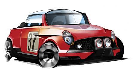 2005 la设计比赛作品集-太平洋汽车网-品鉴概念车