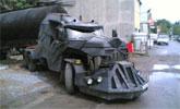 钢筋铁骨龙形铁嘴 超级卡车舍我其谁?