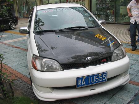 夏利2000加速改装 不改引擎同样提高加速性能图片
