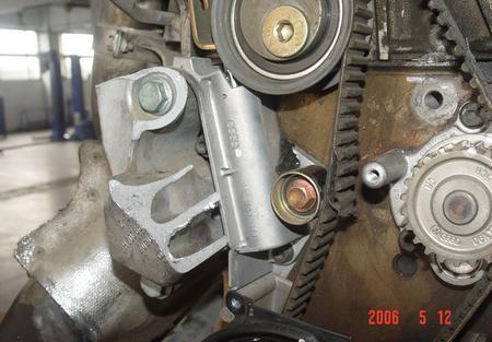宝来1.6发动机缸盖结构图片