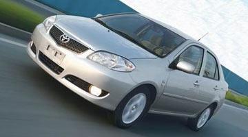 丰田威驰优惠6千元 引爆经济型轿车决战