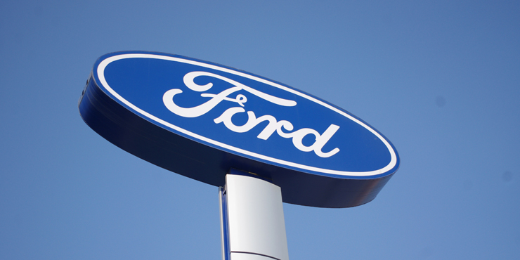福特logo高清图片