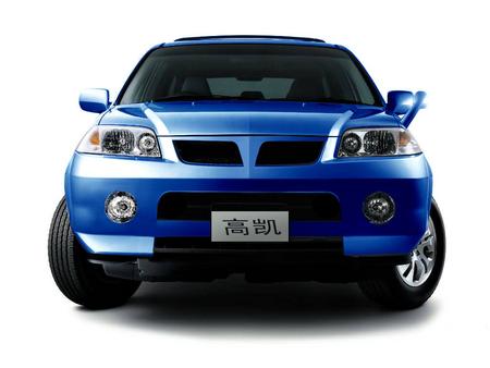 谍照 吉利最新款SUV高凯T2.0 详细参数高清图片