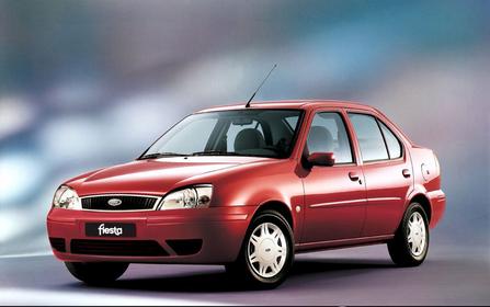 长安福特秘密开发小型车 可能替代嘉年华高清图片