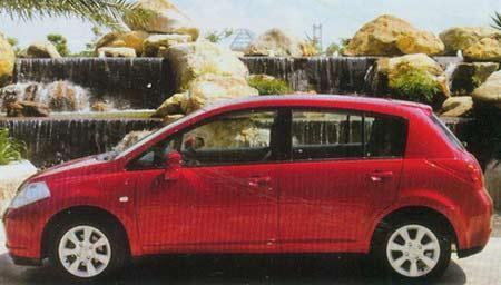 汽车与驾驶维修 小中有大 试驾东风日产骐达高清图片