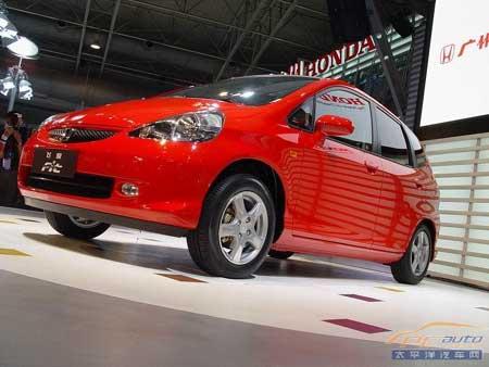 自动挡两厢车诱惑 五款10万自动挡轿车对比高清图片