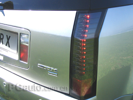 Any Led Taillights Available For The Cts