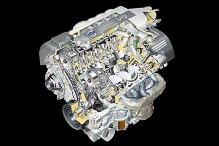 4.4升v8发动机 动力充沛更安全 新沃尔沃s80全面介绍高清图片