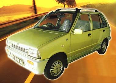 江南奥拓全线降价 最便宜的轿车28800元高清图片