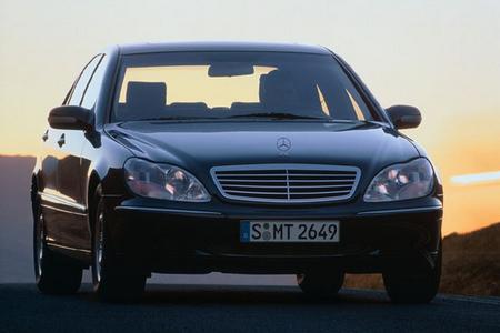 马也降10万 奔驰S600同创新低