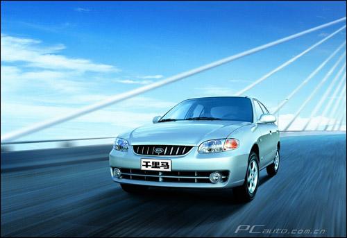 老款千里马 年终购车计划之 韩系车全级别导购高清图片