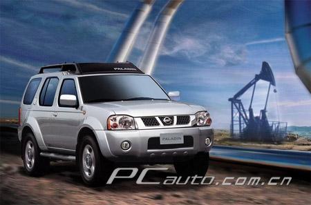 帕拉丁,郑州日产的主力车型,以日产在美国生产的埃斯特拉...