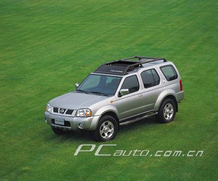 帕拉丁是日产的中国战略调整后在华生产的第一款SUV车...