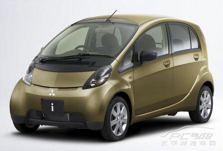 """小可爱 三菱微型车""""i""""明年一月进入中国"""