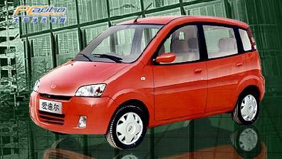 国内著名微车制造厂商的昌河汽车公司最新推出的爱迪尔,这高清图片