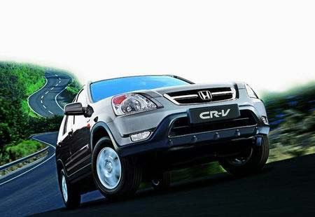 东风本田CRV