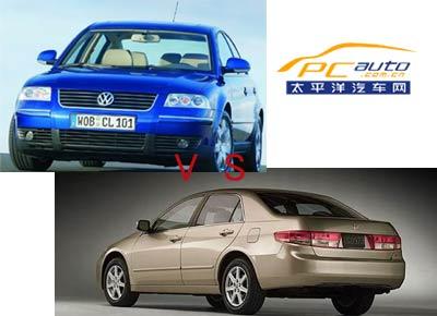 不同的观点:关于美国市场上的德国车与日本车【图】