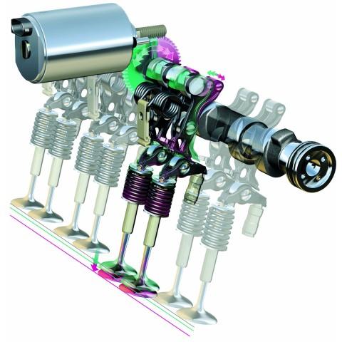 [发动机深入研讨系列] 宝马valvetronic技术图片